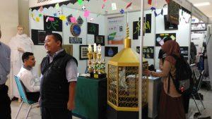 Stand Expo Jurusan Pendidikan Agama Islam (PAI)