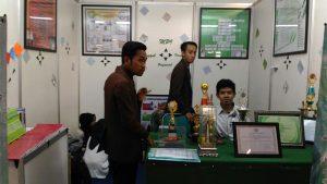 Stand Expo Jurusan Manajemen Pendidikan Islam (MPI)